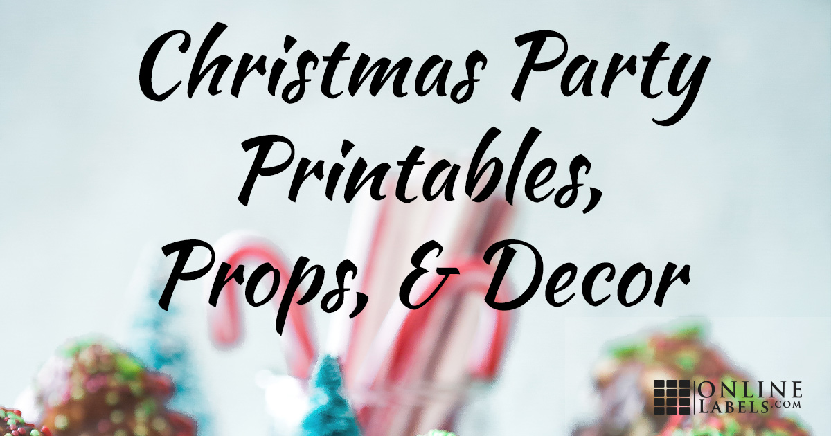 Free Printable Christmas Templates To Print.Free Christmas Elf Printables And Holiday Label Templates