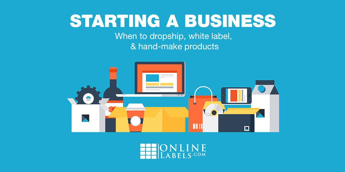 Choosing Between Dropshipping, White Labeling, & Handmade