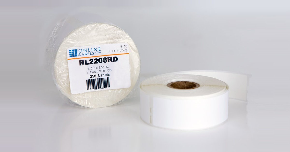 Labels for DYMO  label printers