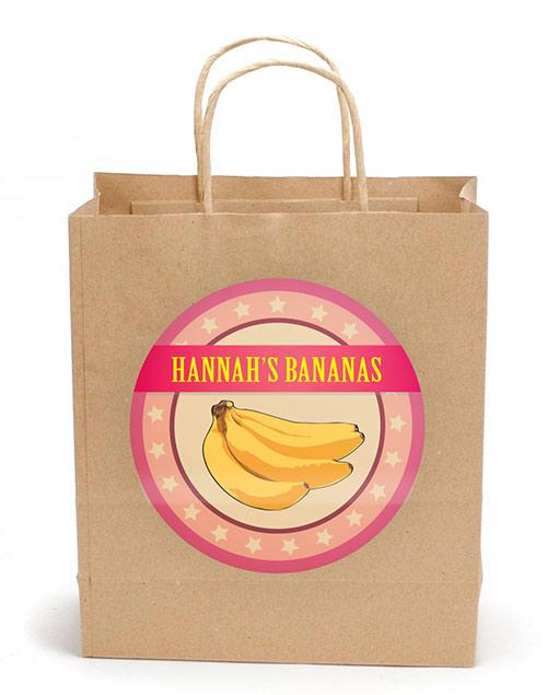 Branded Farmer's Market Shopping Bag