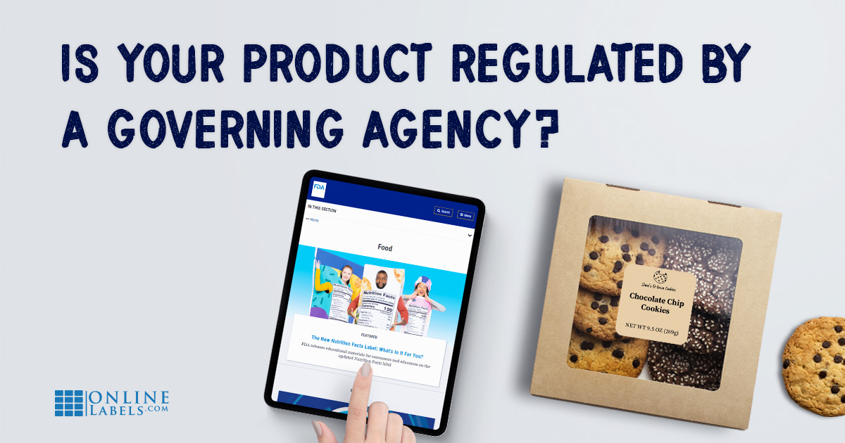 What Governing Body Regulates My Product?