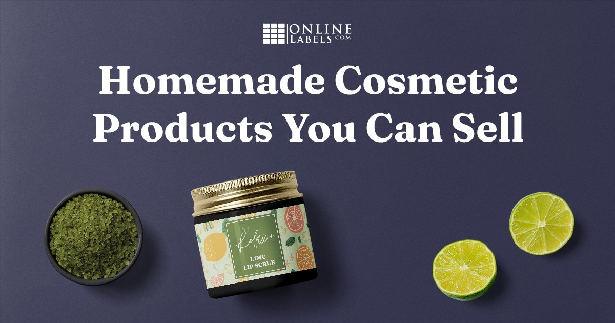 Cosmetic product and ingredients.