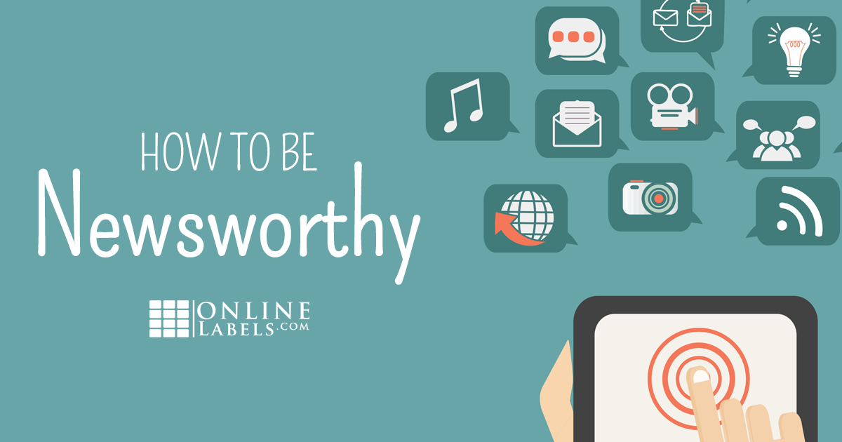 How to be newsworthy