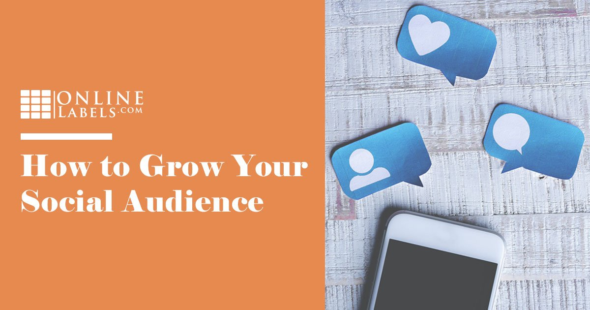 6 Ways to Organically Grow Your Social Media Followers