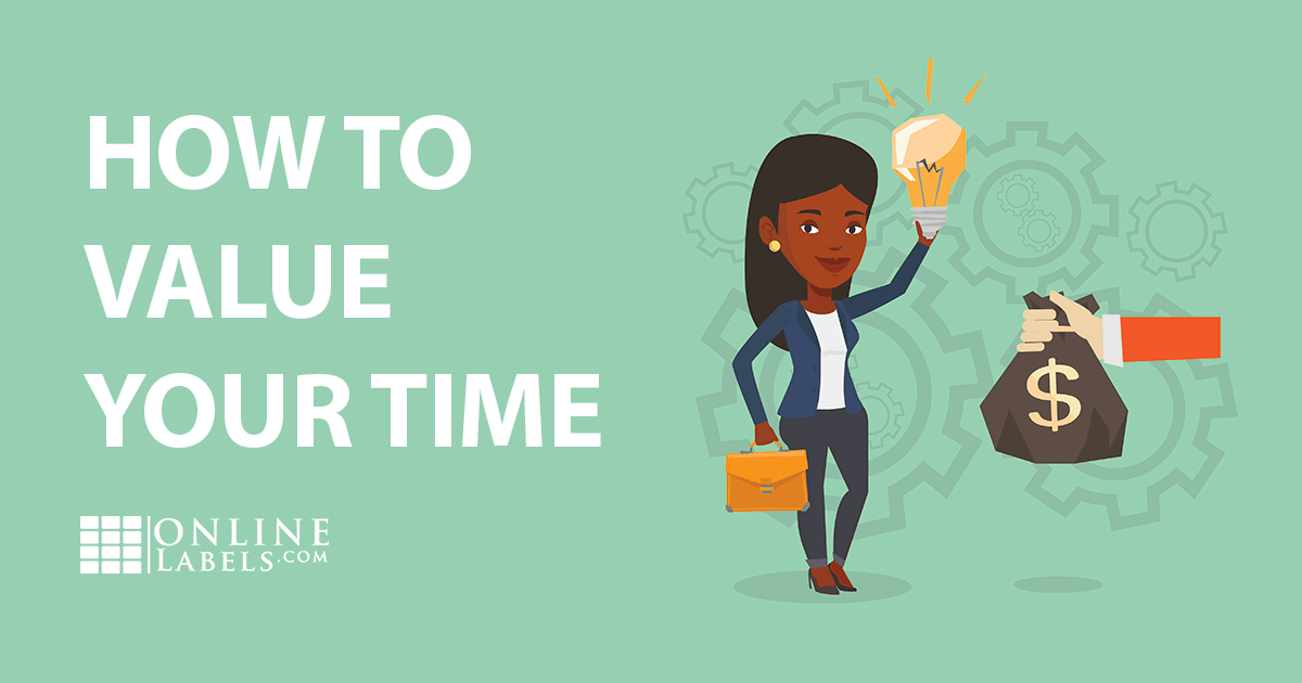 How to value your time and price your products.