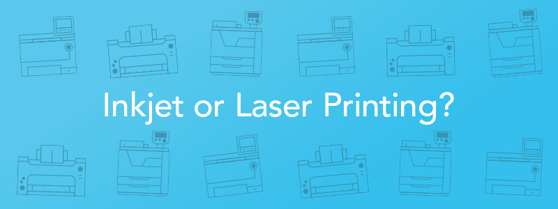 Inkjet or laser printing graphic