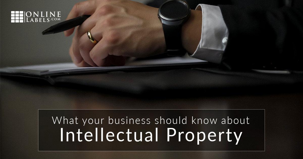 Understanding intellectual properties.
