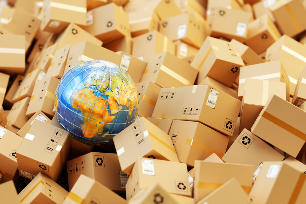 Prepping your shipments for international shipping