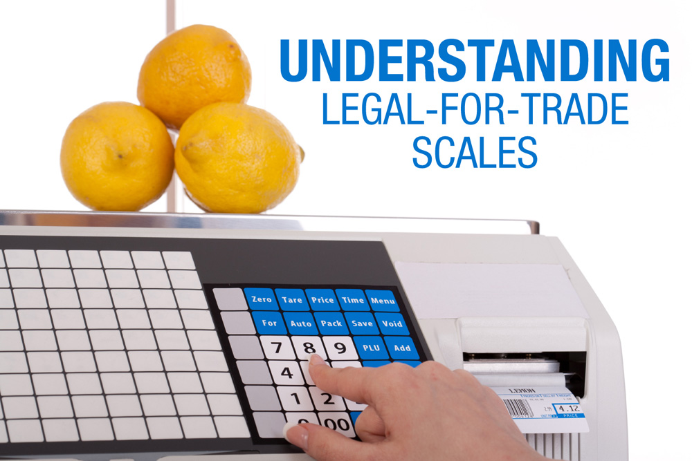 About digital and legal-for-trade scales