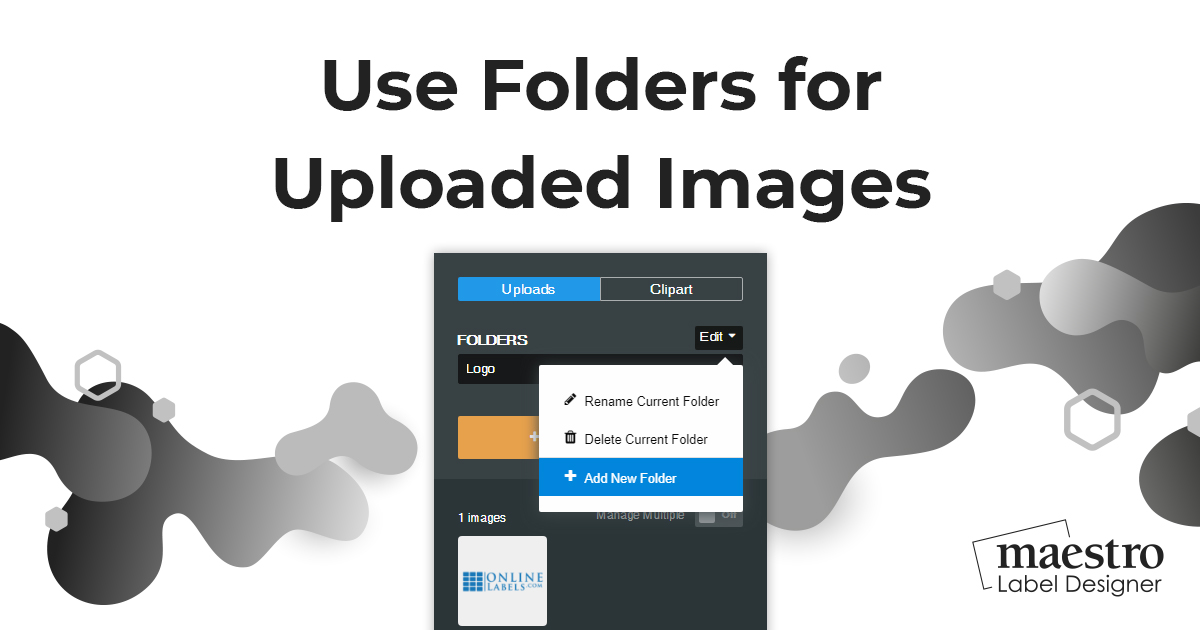 How To Use Folders for Uploaded Images