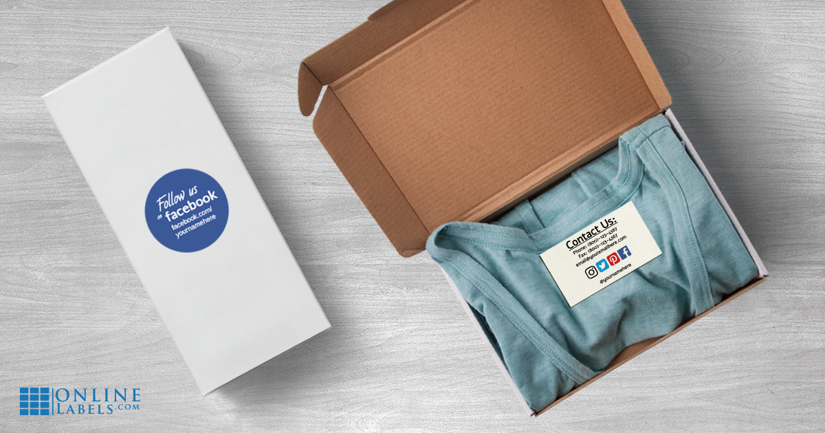 Optimize packaging for return customers.