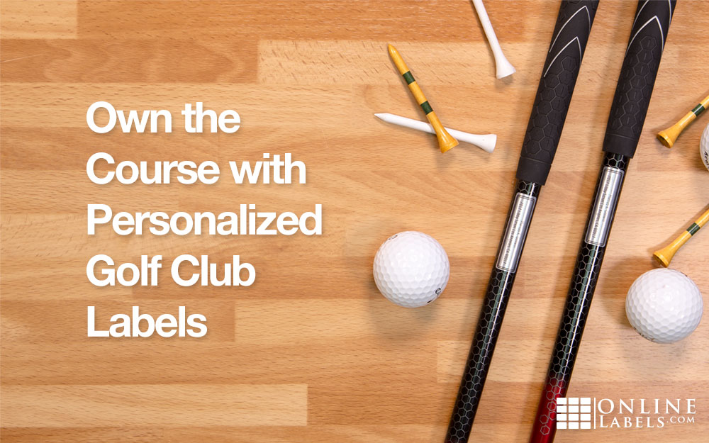 Creating personalized golf clubs