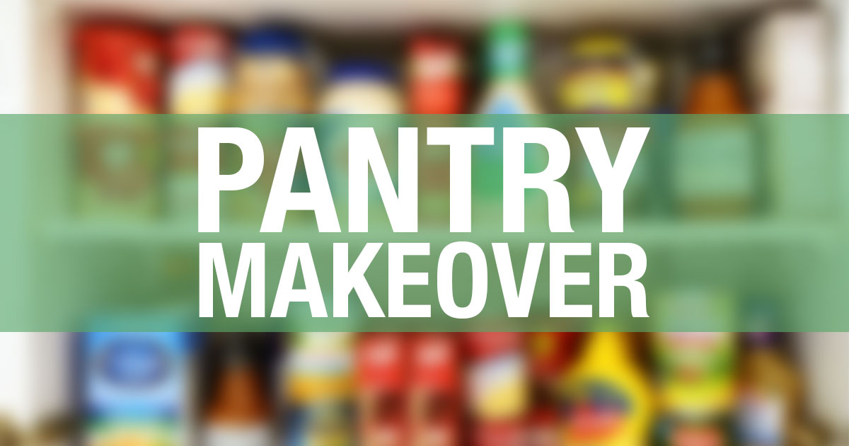 3 Ways Chalkboard Labels Can Create an Organized Pantry or Kitchen