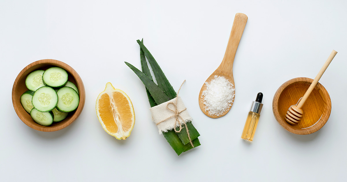 Common cosmetic product ingredients.