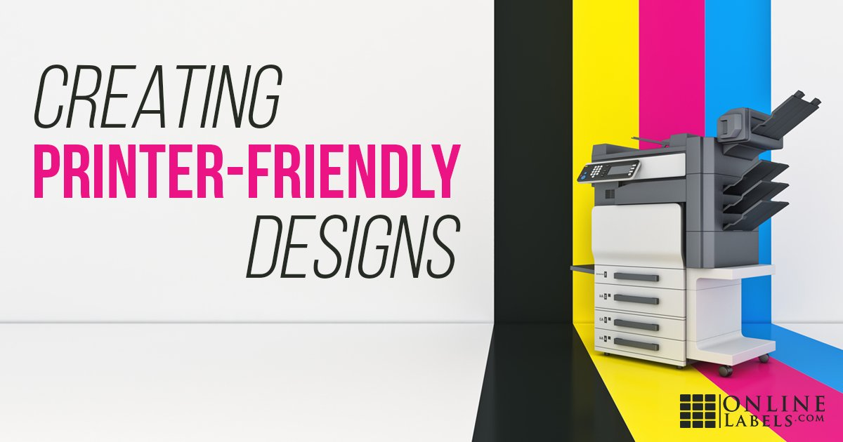 Save Costs with Printer-Friendly Designs