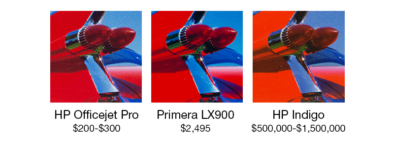 Which image is the million dollar print?