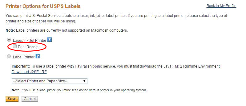 How to Create PayPal® Shipping Labels - OnlineLabels com