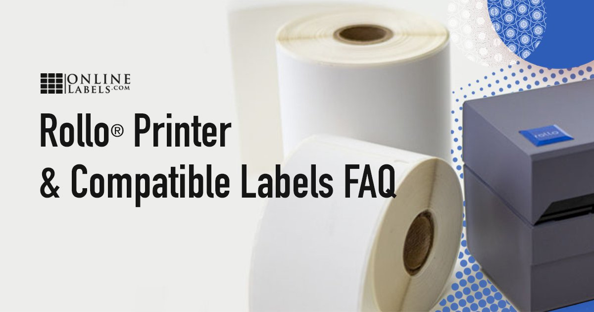 Rollo® Printer & Label Buyers Guide