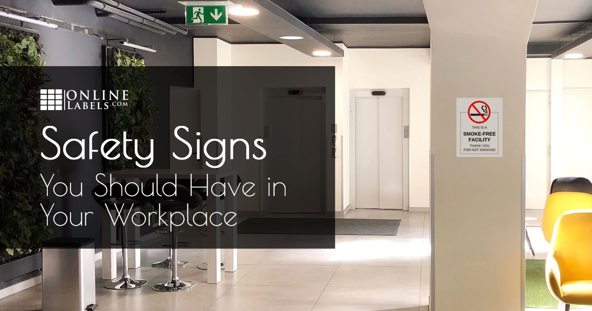 How To Use OSHA or ISO Safety Signs in the Workplace