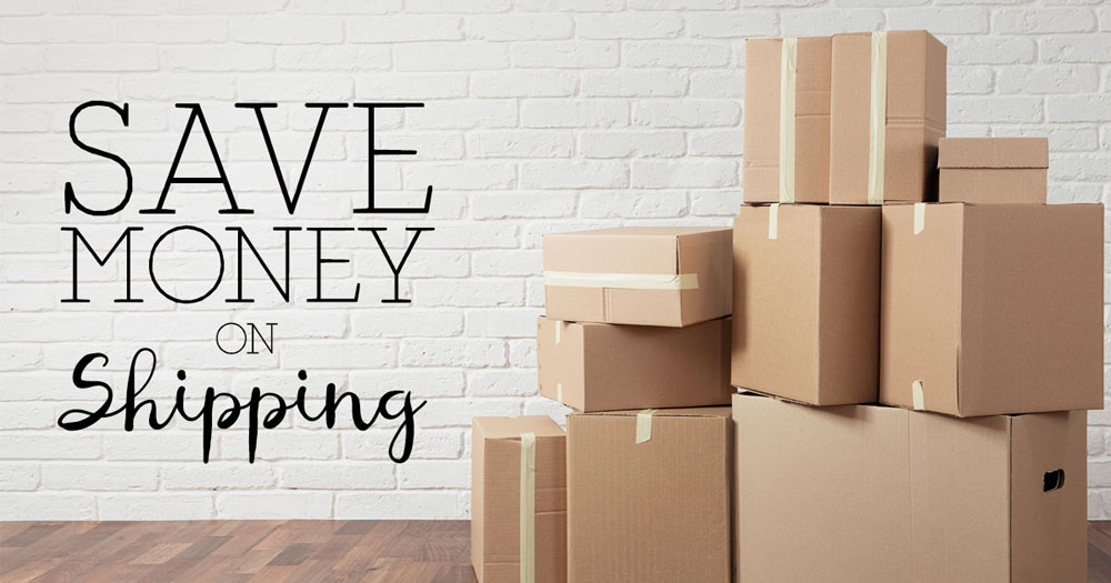 4 Guaranteed Ways to Save Money on Shipping