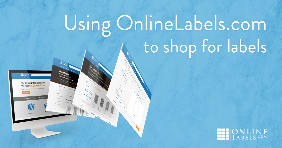 How To Shop OnlineLabels.com
