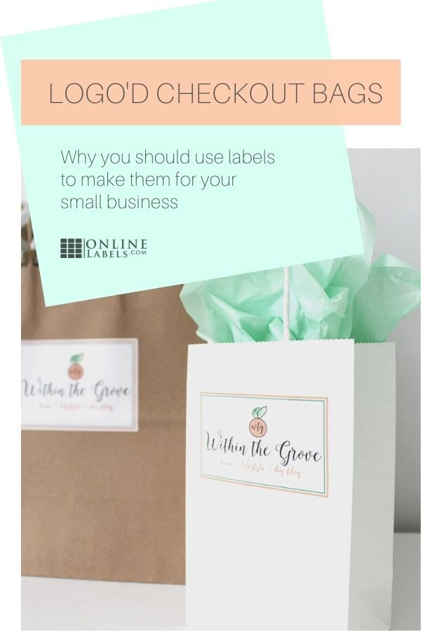How to make your small business' shopping bags stand out