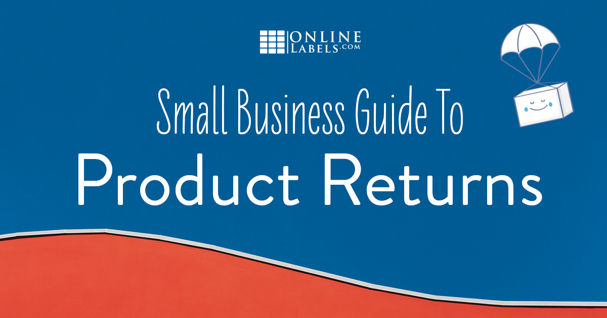 Return protocol for small businesses