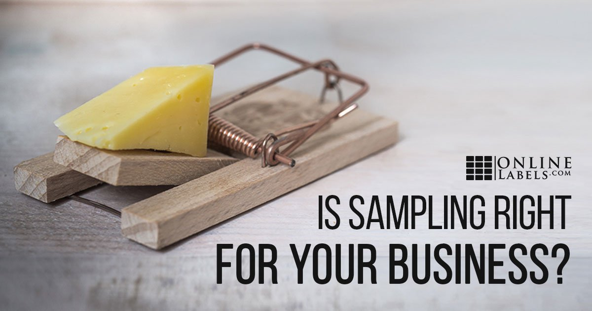 How to decide if your small business should offer product samples