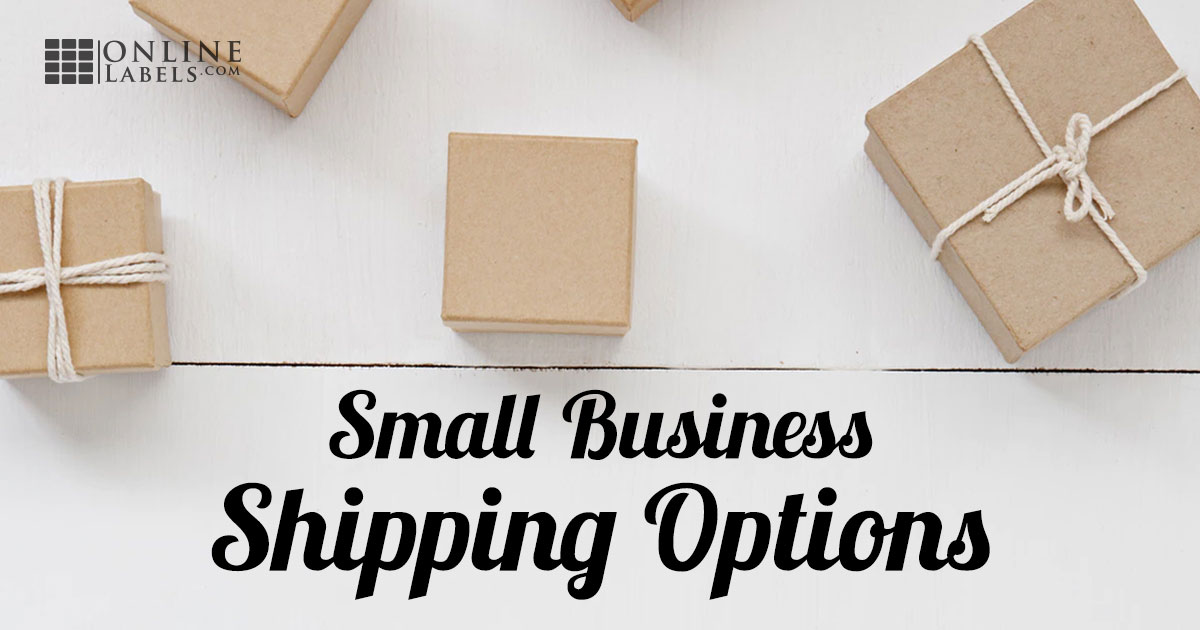Best shipping options for ecommerce businesses