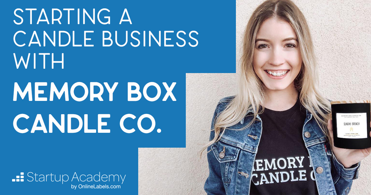 How To Start A Candle Business From Home [Startup Academy Featuring Erica Boucher]