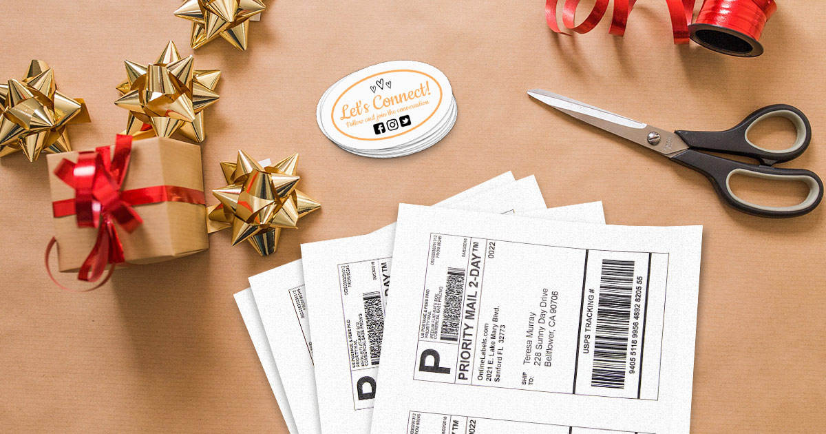 Prepare for the holiday rush: stock up on shipping and mailing supplies