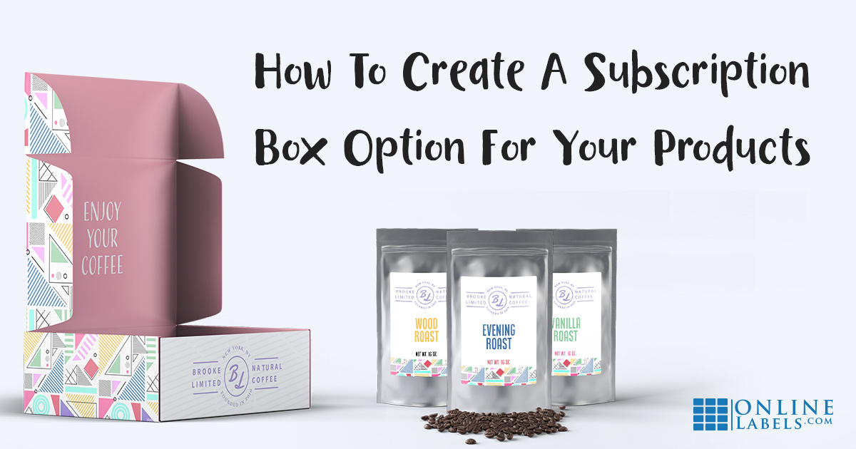 Guide to starting a subscription box company