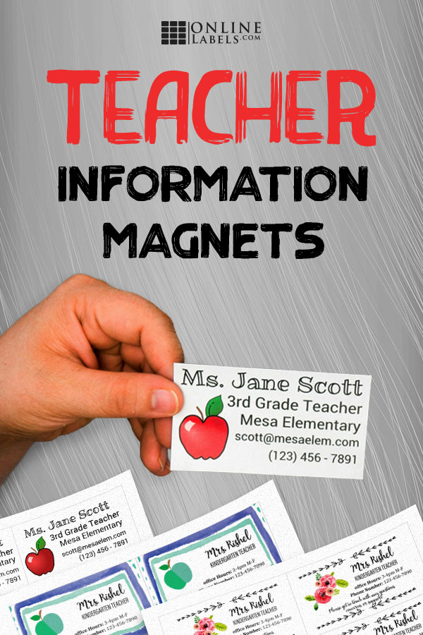 Three templates for sharing your teacher contact info with parents