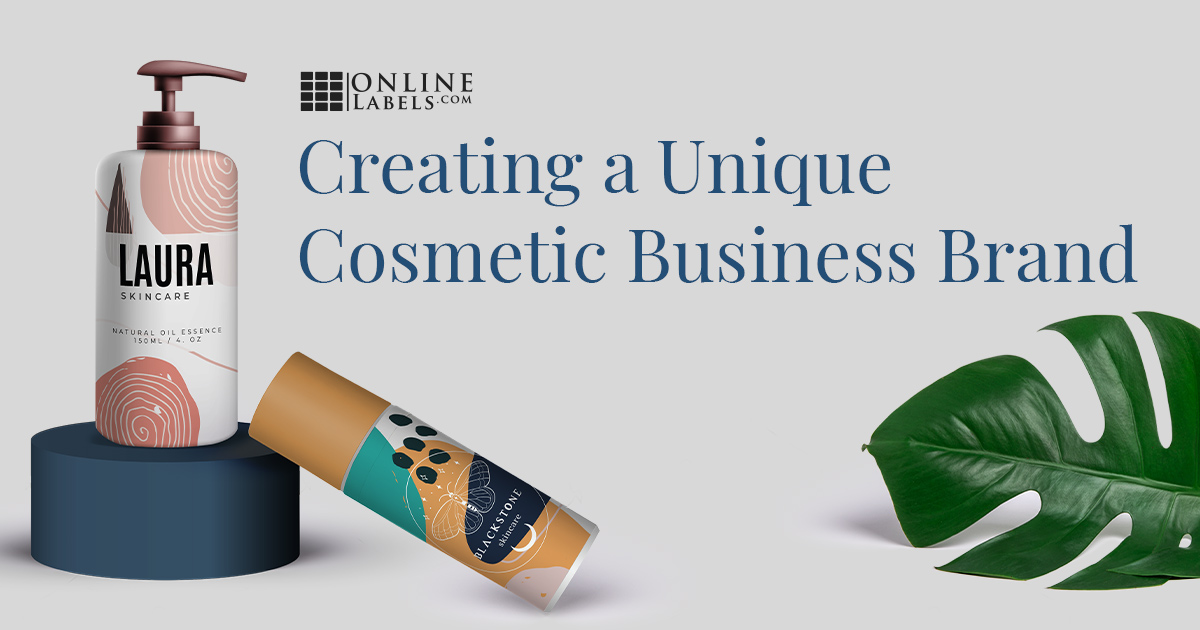 How To Create a Unique Brand for Your Cosmetic Business