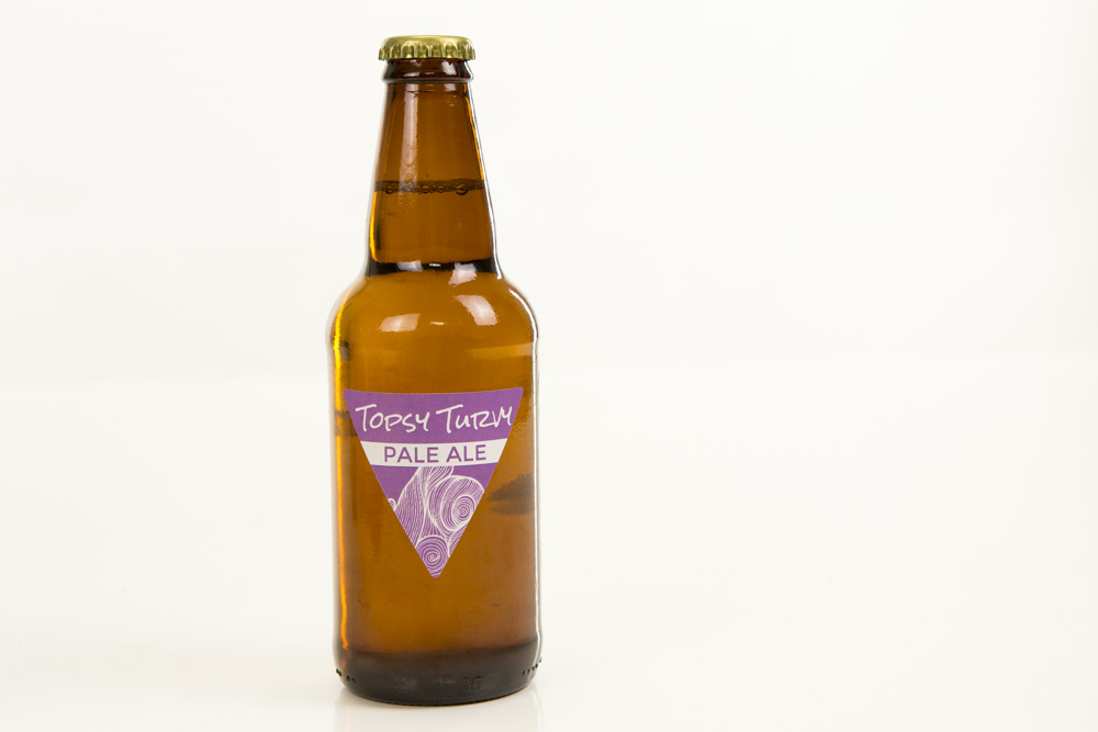 Triangle Beer Bottle Labels