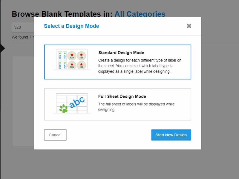 Select a Design Mode Window