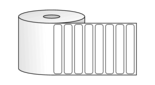 "Roll of 3"" x 0.5""  Thermal  labels"