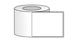 "Roll of 4"" x 5""  Inkjet  labels"