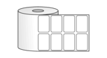 "Roll of 1.5"" x 1""  Thermal  labels"