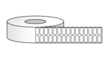 "Roll of 1"" x 0.5"" Labels"