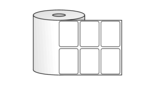 "Roll of 2"" x 1.5""  Thermal  labels"
