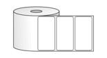 "Roll of 3"" x 1.5""  Thermal  labels"