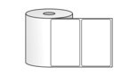 "Roll of 4"" x 2.5""  Thermal  labels"