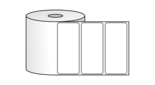 "Roll of 3.5"" x 1.5""  Thermal  labels"