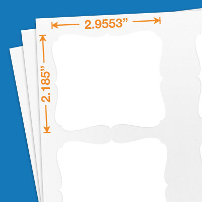 Custom Label Sizes on Sheets