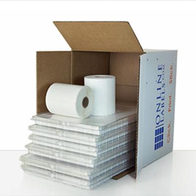 Blank Labels on Sheets for Your Inkjet or Laser Printer